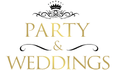 Party & Weddings logo